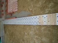 垂直に敷くための道具